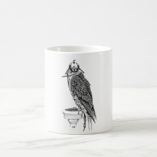 Hooded Falcon Mug