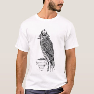 Hooded Falcon T shirt