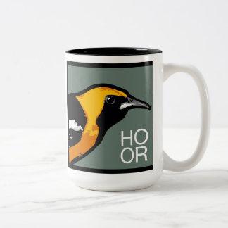 Hooded Oriole mug