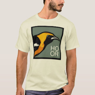 Hooded Oriole t-shirt