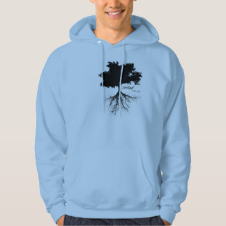 Hoodie (Tree with roots)