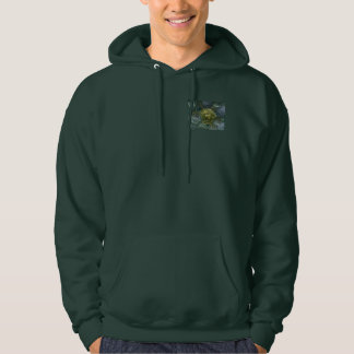Hoodie w. a Cameroons Independence Coin 1960 Image