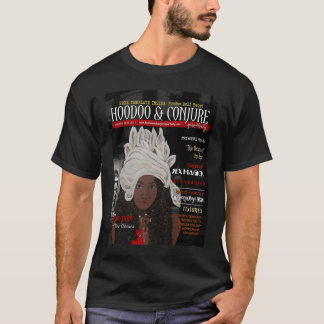 Hoodoo and Conjure Quarterly T-Shirt