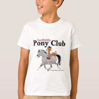 Hoofbeats Pony Club Dappled Grey T-Shirt