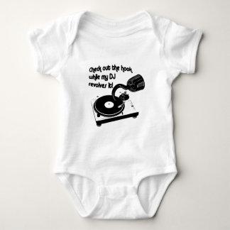 Hook DJ Baby Bodysuit