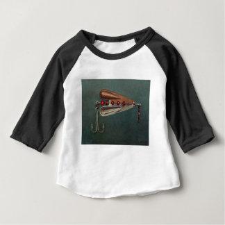 Hook Fishing Lure Baby T-Shirt