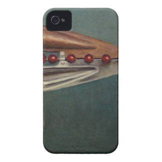 Hook Fishing Lure iPhone 4 Covers