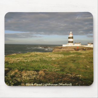 Hook Head Lighthouse Mouse Pad