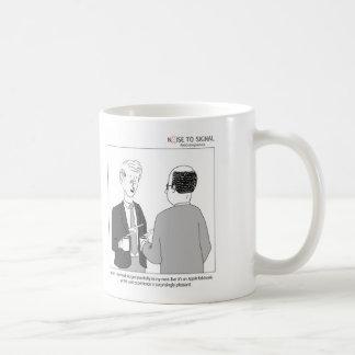 Hook, line and Apple Coffee Mug