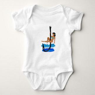 Hook, Line, Sink Her Baby Bodysuit