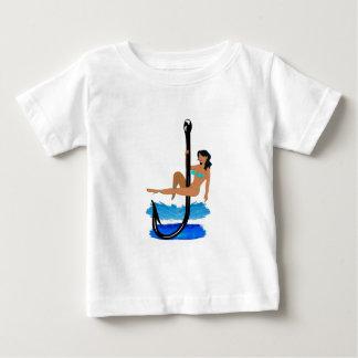 Hook, Line, Sink Her Baby T-Shirt