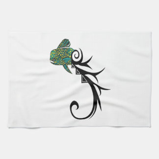 HOOK UP MAHI KITCHEN TOWEL