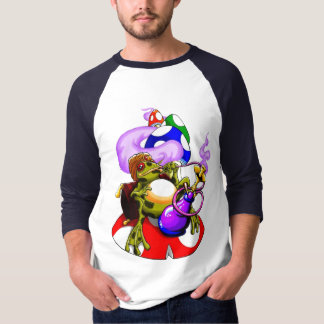 Hookah Frog T-Shirt