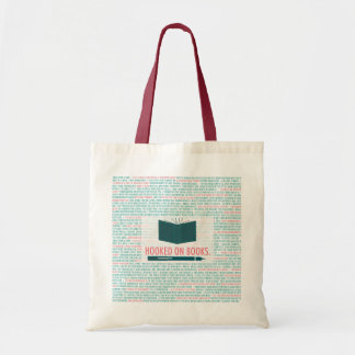 Hooked on Books Tote!