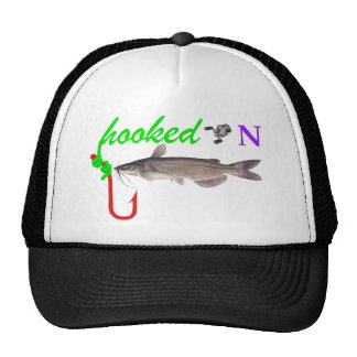 hooked on catfish hats