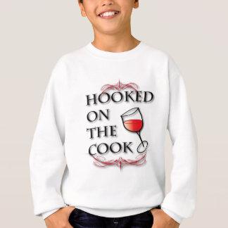 Hooked On The Cook Sweatshirt