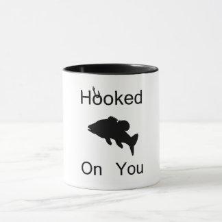 Hooked On You Mug