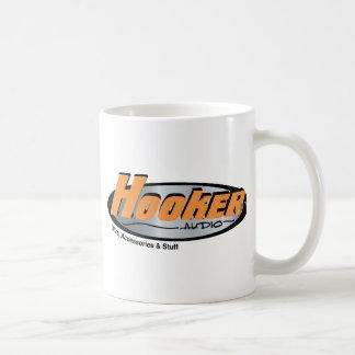 Hooker Audio Merchandise Coffee Mug