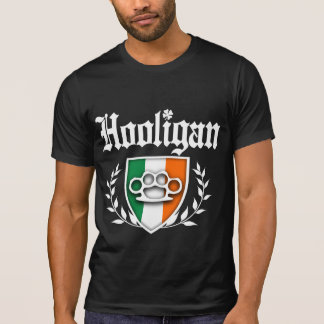 Hooligan Knuckle Crest T-Shirt