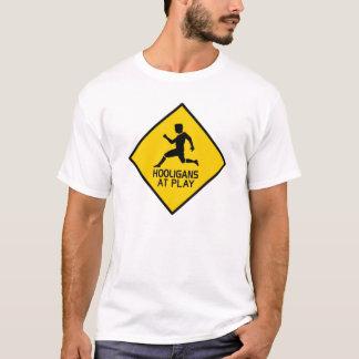 Hooligans At Play Shirt