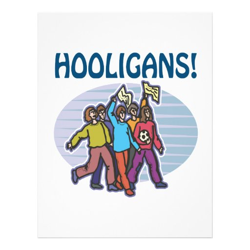 Hooligans Flyers