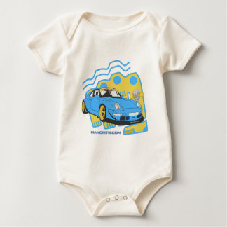 Hooning IS NOT a Crime Baby Bodysuit