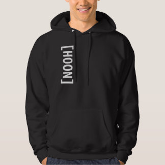 Hooning is not a crime hoodie