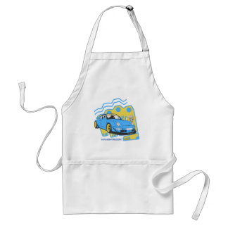 Hooning IS NOT a Crime Standard Apron