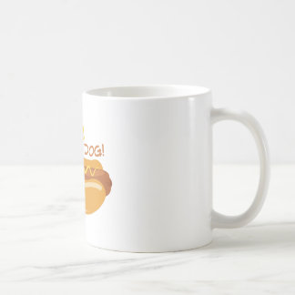 Hoooot Dog Coffee Mug