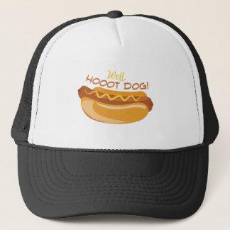 Hoooot Dog Trucker Hat