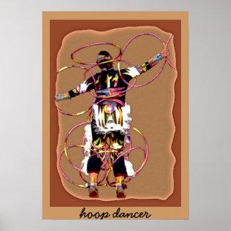 hoop dancer~poster poster