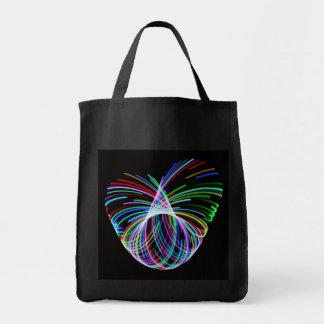 Hoop Heart Tote Bag