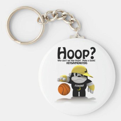 Hoop? Key Chains