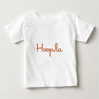 Hoop.la community swag t-shirts