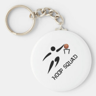 Hoop Squad, Keychain
