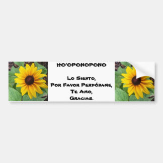 HO'OPONOPONO COLLECTION STIKER BUMPER STICKER