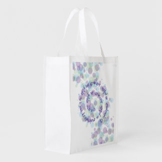 Ho'oponopono Reusable Grocery Bag