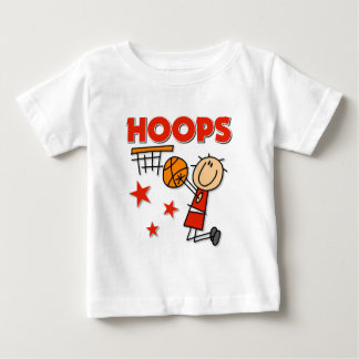 Hoops Basketball Gift Baby T-Shirt
