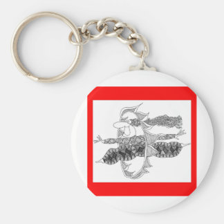 hoops of fire keychains
