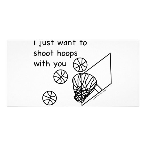Hoops Photo Cards