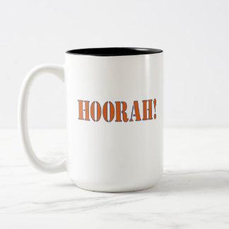 HOORAH COAST GUARD MUG