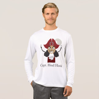Hooray Heel Hooks! Sport Long Sleeve T-Shirt