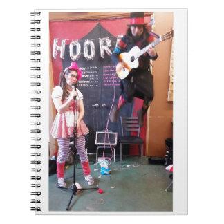 Hooray Notebook
