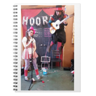 Hooray Spiral Notebook