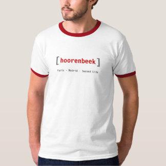 [ hoorenbeek ] París - Madrid - SL T-Shirt
