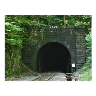 Hoosac Tunnel East Portal Florida MA 2008 Postcard
