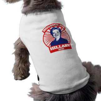 Hoosier for Hillary Clinton 2016 Shirt