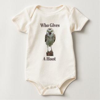 HOOT BABY BODYSUIT