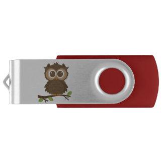 Hootin Owl USB USB Flash Drive