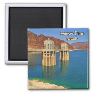 Hoover Dam and Lake Mead Magnets